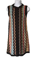 Missoni For Target Women's Chevron Knit Sweater Dress Size XS Sleeveless Midi