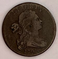 More details for 1798 us large cent