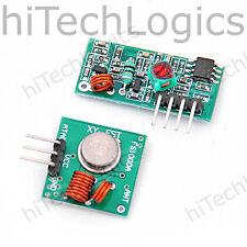 433 Mhz RF Tx - Rx Transmitter + Receiver Module link kits for Arduino Raspberry