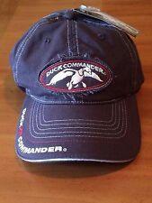 Authentic Duck Commander Dynasty Navy Hat Cap NEW Ships Fast