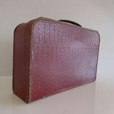 Mini valise art-déco vintage