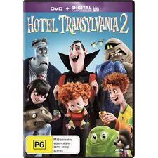 HOTEL TRANSYLVANIA 2-Voice of Adam Sandler, Selena Gomez-Region 4-New AND Sealed