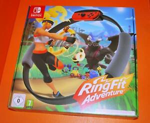 Ring Fit Adventure Nintendo Switch Brand New