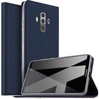 Handy Hülle Huawei Mate 10 Pro Book Case Schutzhülle Tasche Slim Flip Cover