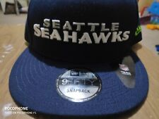 NFL SEATTLE SEAHAWKS CLASSIC 9FIFTY SNAPBACK UNISEX NEW ERA HAT/CAP