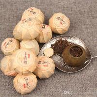 100g Yunnan Puerh Tea Xinhui Orange Puer Cooked Tea Small Green Citrus Pu Er Tea