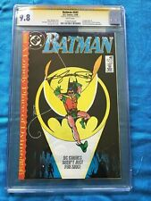 Batman #442 - DC - CGC SS 9.8 NM/MT - Signed by George Perez
