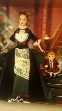 Victorian Holiday Barbie and Kelly LIMITED EDITION ~ MINT