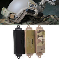 Nylon Counterweight Helmet Bag Pouch Tactical Accessories For OPS/FAST/BJ/PJ/MH