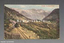 Ansichtskarte NORGE FRA BERGENSBANEN um 1913