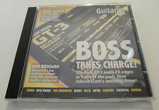 Guitarist - CD43 - July 1999 / Boss Takes Charge (CD Album) Used Very Good