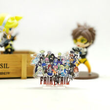 Fairy Tail union family acrylic stand figure model toy anime table decoration