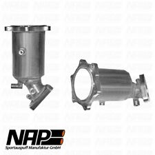 Nap Catalytic Converter NISSAN ALMERA TINO 1.8i 16V to Built 2003