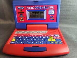 VTECH Talking Whiz Kid PLUS Vintage Laptop Computer