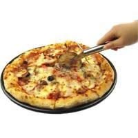 Couteau Pizza Cutter roue ronde ESS TECH® decoupe  pizza gâteau avec protection