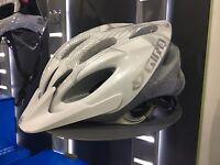 New in Box Giro Skyla Sport Bike Womens Helmet White Tech Flowers  FREE SHIPPING