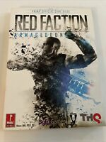 Red Faction: Armageddon: Prima Official Game Guide [Prima Official Game Guides]