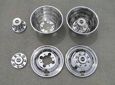 "16"" 01-07 Chevy Silverado / GMC Sierra 3500 Dually Wheel Covers"