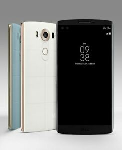 LG V10 H961N Storage 64GB RAM 4GB Camera 16MP 5.7' Unlocked phone / FULL SET