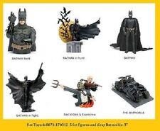 Hottoys Batman Begins Collector Dioramas Figure + Snap Kits Model Full set of 6