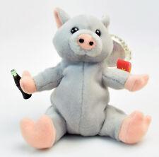 Coca-Cola Bean Bag Plush Pot Belly Pig Blubby International Collection VIETNAM
