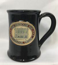 The Firehouse Inn Blueridge Design Rutherfordton, NC DENEEN POTTERY MUG CUP 12oz