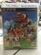 One Piece Unlimited World Red Ita PS3 NUOVO