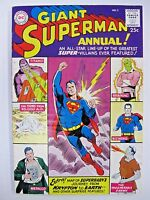 Giant Superman Annual #2 in VG/FN Condition.