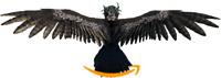 Ark Survival Evolved PC - PVE NEW - BLACK SNOW OWL - 200+ Not Leveled