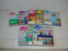 Lot of 7 HGTV Magazines 2015 to 2017