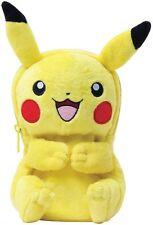 Hori Universal Pokemon Pikachu Full Body Plush Pouch Case New Nintendo 3DS XL