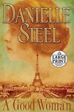 A Good Woman by Danielle Steel (Paperback / softback, 2008)