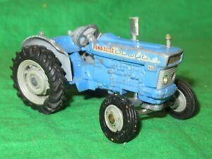 Corgi Toys 67 Ford 5000 Super Major Tractor for renovation