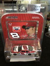 NASCAR Driver Dale Earnhardt Jr 8 Bud/Born On Date 2004 Monte  Carlo  1/64 Die