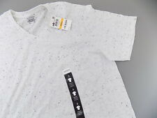 Alfani $20 MEN Short Sleeve Basic Tee TOP Shirt SZ S SALE COTTON BLEND A02
