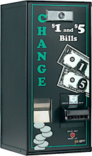 American Changer Ac500 Coin Change Machine Factory Fresh
