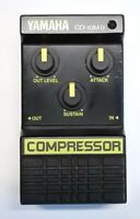 Yamaha CO-10M ll Compressor Guitar Effects Pedal #3 with Box DHL Express or EMS