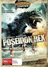 Poseidon Rex DVD NEW