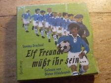 Sammy Drechsel - Elf Freunde müsst ihr sein [3 CD Box] NEU Dieter Hildebrandt
