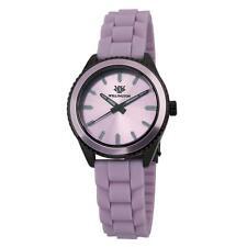 Teenager Armbanduhren aus Silikon/Gummi und Edelstahl