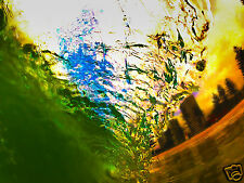 CONTEMPORARY Surf Wave  LIMITED EDITION PRINT Jack Baker PHOTOGRAPHY by BALDART