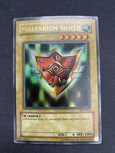 Yu-gi-oh Millennium Shield MP1-001 Moderate Play Ultra Rare Yugioh