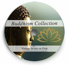Rare Buddhism Books on DVD Buddhist Meditation Occult Religion Mindfulness 23