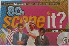 80's Scene It DVD Board Game New Sealed