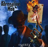 Adrenaline Mob - Omerta [New CD] Holland - Import