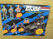 Hasbro Vintage GI Joe 1993 ARAH Hall Of Fame Catalog / Brochure, Excellent Cond.