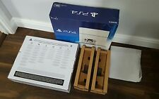Playstation 4 Sony (PS4) White 500GB Empty Box Inserts Manuals Packaging