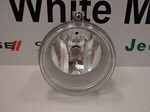 10-14 Chrysler Dodge Jeep New Front Fog Lamp Right or Left Mopar Factory Oem