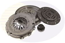 FOR BMW 320 D 320D E46 150BHP 2003-2005 DMF > SOLID FLYWEEL CLUTCH KIT 3 SERIES