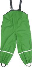 Playshoes Regenlatzhose grün Gr. 128 Vedes Nr. 90065406